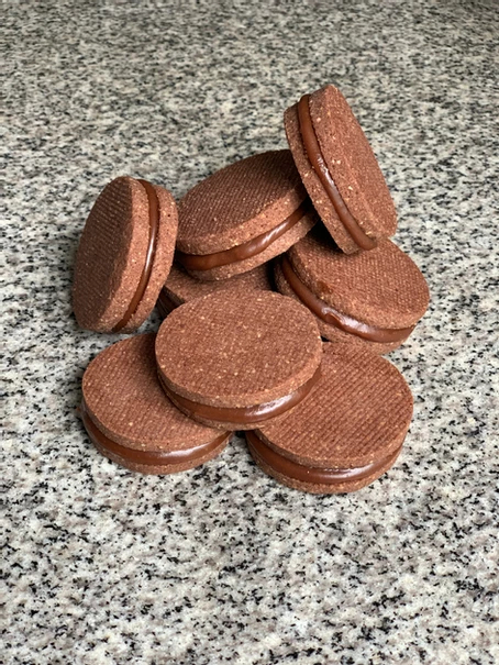 Sablé Chocolat Caramel Beurre Salé